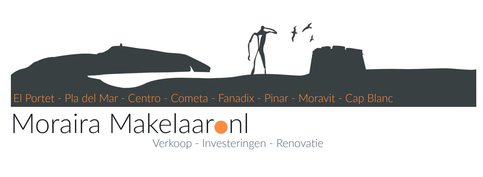 Nederlandse makelaar Moraira bij aankoop, bouw en verbouw