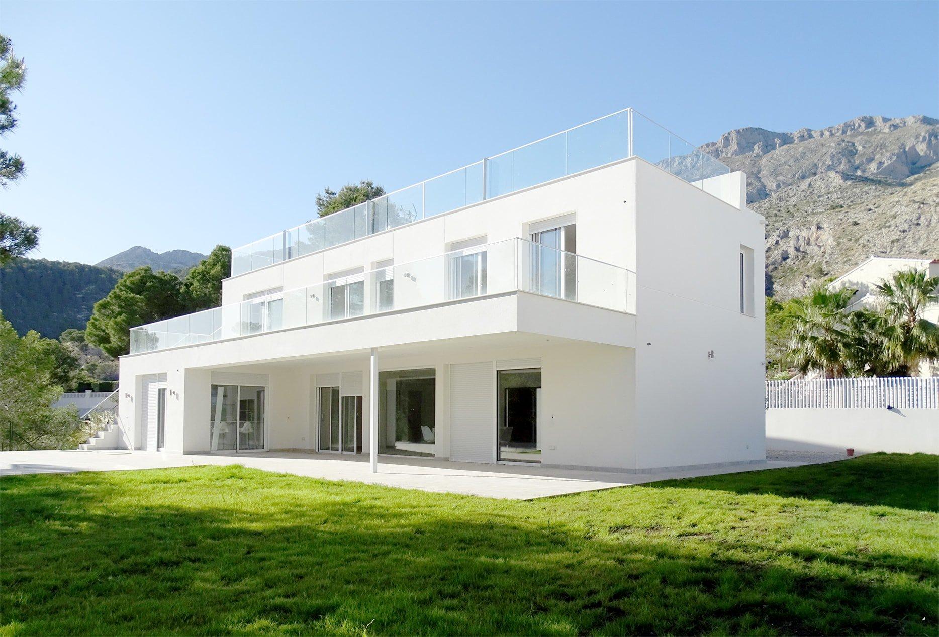 villa in moraira kopen en bouwen