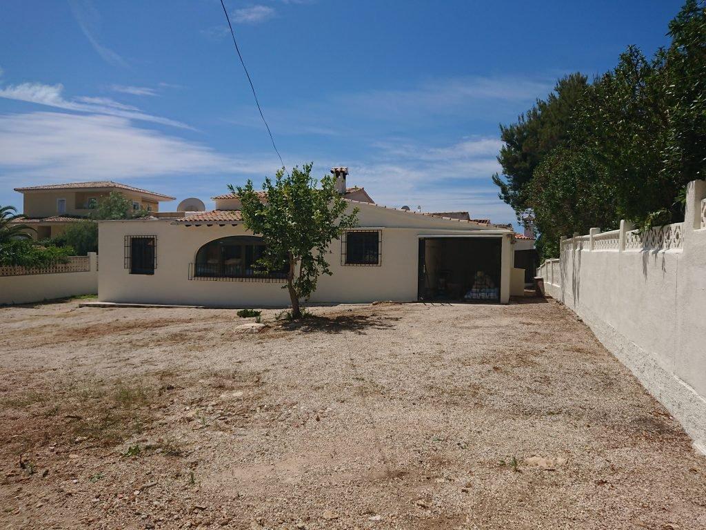 investeren in vastgoed in Moraira project Manzano