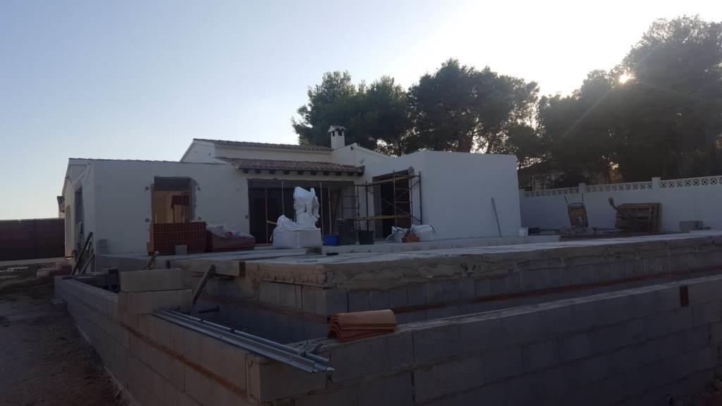 investeren in vastgoed in Moraira Manzano 50%