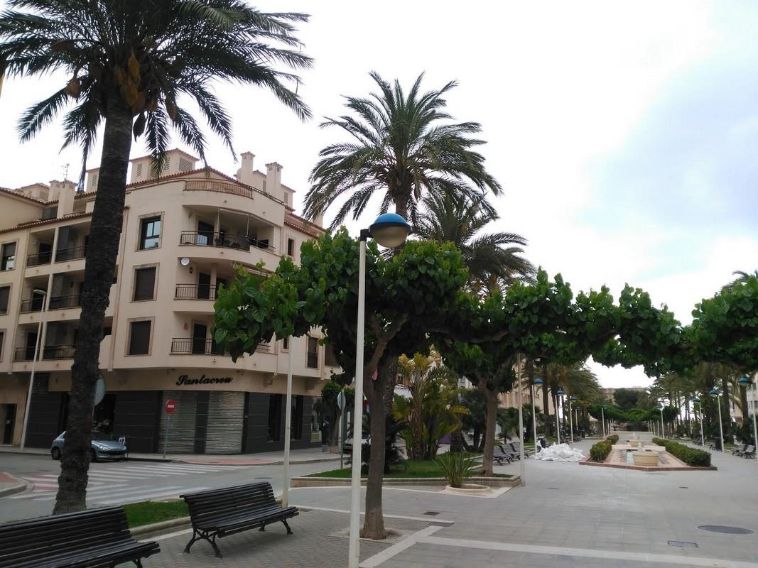 appartement centrum Moraira te koop