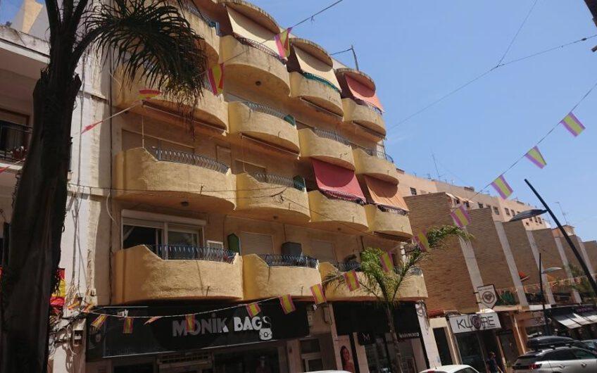spoedverkoop   appartement Moraira centrum te koop