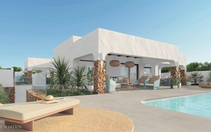 Ibiza villa Moraira jachthaven te koop
