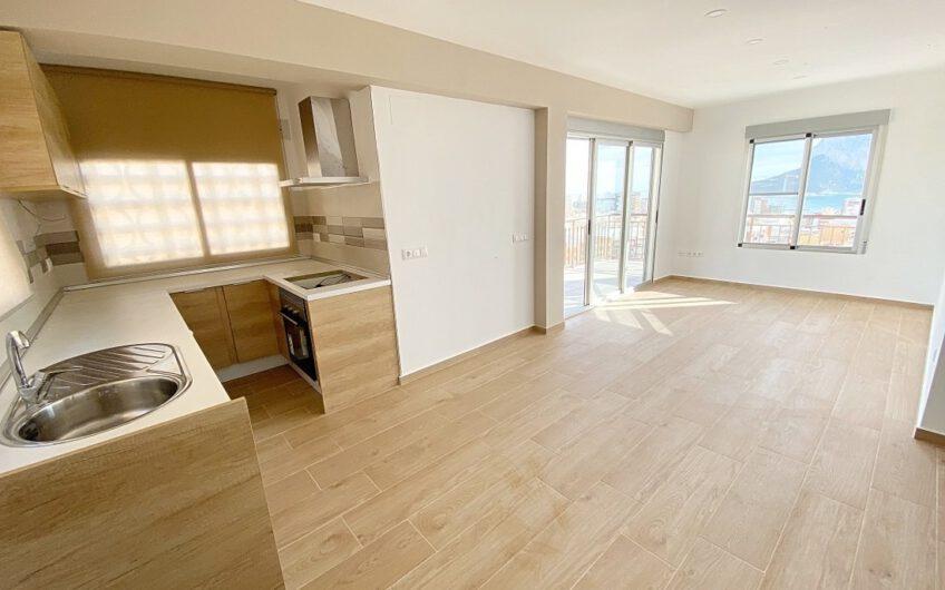 Penthouse in Calpe | gerenoveerd